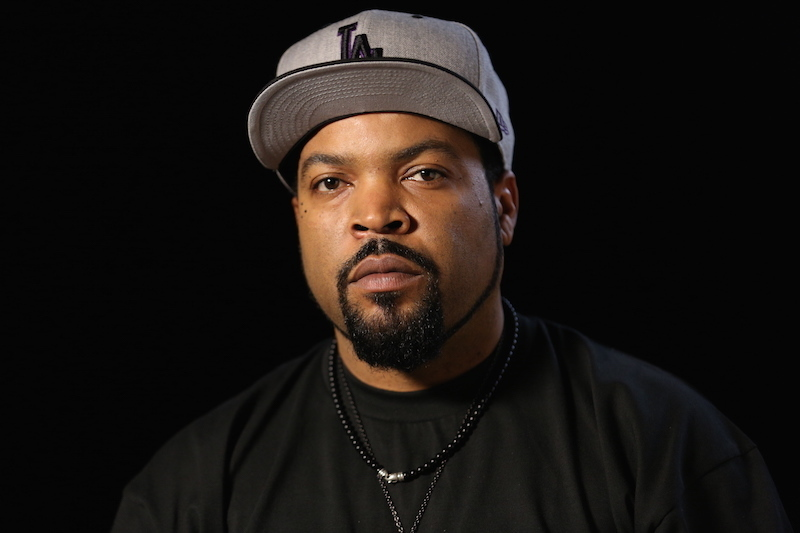 "Ice Cube releases new music video, ""Good Cop, Bad Cop"""