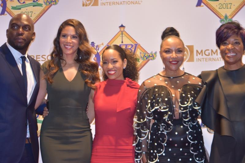 OWN's 'Greenleaf' and 'Queen Sugar' cast dazzles red carpet