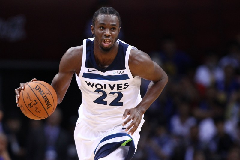 """Andrew Wiggins signs $148 mil max contract extension: """"Its arelief"""""""
