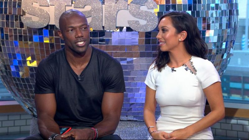Terrell Owens relives performing for his lategrandmother