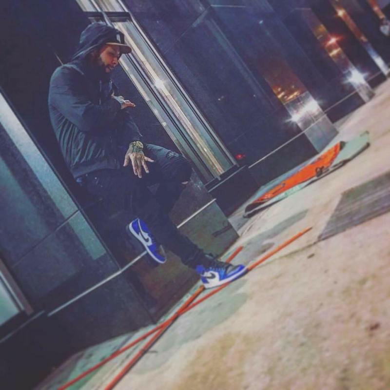 Hip Hop artist Tory Vanz goes 11Q's