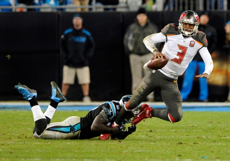 Panthers focus on beating Buccaneers to clinch playoff berth